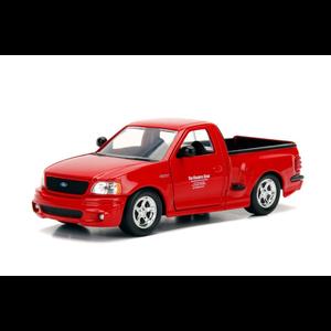 Jada Toys . JAD Fast & Furious 1/24 Brian's Ford F-150 SVT Lightning