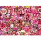Cobble Hill . CBH Pink 1000Pc Puzzle