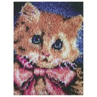 Caron . CAR Latch Hook - Kitty