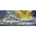 Lindberg . LND 1/168 USS CARRONADE