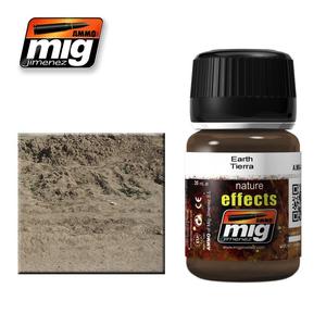 Ammo of MIG . MGA EARTH NATURE EFFECT