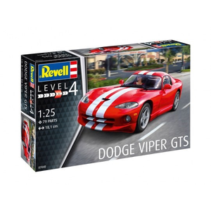 Revell of Germany . RVL 1/25 Dodge Viper GTS