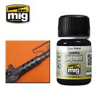 Ammo of MIG . MGA GUN METAL PIGMENT
