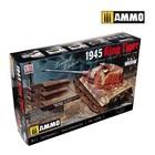 Ammo of MIG . MGA 1/35 KING TIGER AUSF.B HENSCHEL 2N1