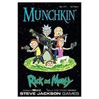 Steve Jackson Games . SJG Munchkin Rick And Morty