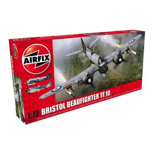 Airfix . ARX 1/72 BRISTOL BEAUFIGHTER TF.10