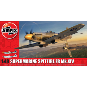 Airfix . ARX 1/48 Supermarine Spitfire FR Mk.XIV