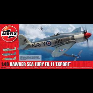 Airfix . ARX 1/48 Hawker Sea Fury FB.11 'Export Edition'