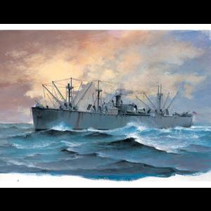 Trumpeter . TRM 1/700 SS Jeremiah O'Brien Liberty Ship