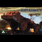 TAKOM . TAO 1/35 Krupp Raumer Super Heavy Mine Cleaning