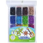 Perler (beads) PRL Double Perler Bead Tray 8000 pkg