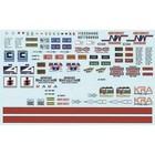 AMT\ERTL\Racing Champions.AMT Big Rig Trucking Graphics Decals
