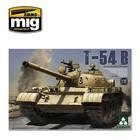 TAKOM . TAO 1/35 RUSSIAN MED TANK T-54 B LATE