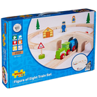 Big Jigs Toys Ltd. . BJT Figure Of Eight Train Set