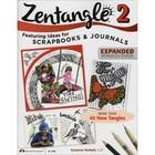 Zentangle 2 Coloring Book