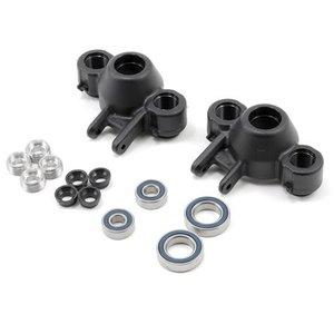 RPM . RPM Axle Carriers & Oversized Bearings (Black) (Revo/Slayer) (2)
