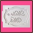 Katy Sue Designs USA . KSD Make A Wish Mini Plaque