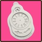Katy Sue Designs USA . KSD Silicone Mold - Clock Face