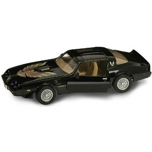 Road legends . RLD 1/18 '79 TRANS AM T-TOP BLK