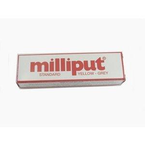 Milliput Company . MPP MILLIPUT Epoxy Putty - Yellow/Grey Standard
