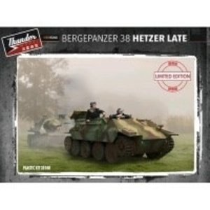 Thunder Models . THM 1/35 BERG HETZER LATE L. ED