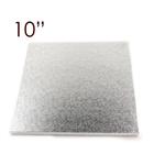 """Enterprise Paper . ENT 10"""" Square Foil Drum (1/2"""")"""