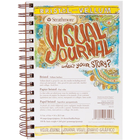 "Strathmore . STR Strathmore Visual Journal Bristol Vellum 5.5""X8"""