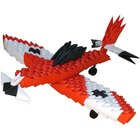 ATH Press Ltd . APL Modular Origami Kit - Red Plane
