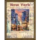 RIOLIS . RIO New York - Cross Stitch Kit