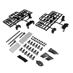 G Made . GMA Gmade 4-Link Suspension Conversion Kit for GS01 Chassis
