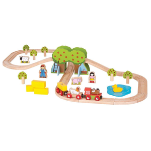 Big Jigs Toys Ltd. . BJT Farm Train Set