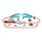 Big Jigs Toys Ltd. . BJT Pirate Train Set