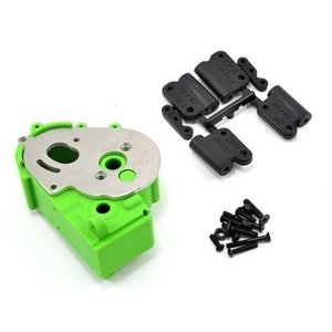 RPM . RPM Hybrid Gearbox Housing & Rear Mount Kit (Green)