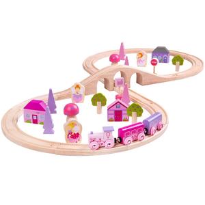 Big Jigs Toys Ltd. . BJT Fairy Figure Of Eight Train Set