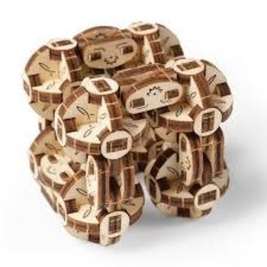 UGears . UGR Flexi-Cubus - 144 pieces (Easy)