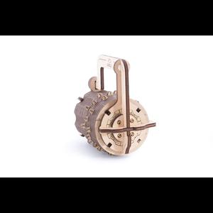 UGears . UGR Combination Lock - 34 pieces (Easy)