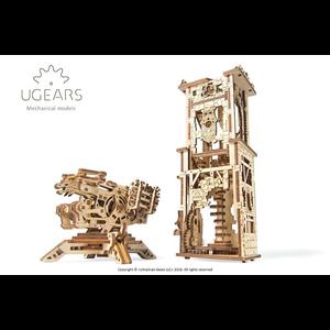 UGears . UGR Archballista-Tower - 292 pieces (Medium)