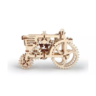 UGears . UGR UGears Tractor - 97 pieces (Easy) 3D Puzzle Mechanical Wooden Model Calgary