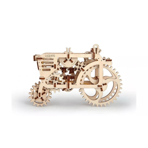UGears . UGR UGears Tractor - 97 pieces (Easy)