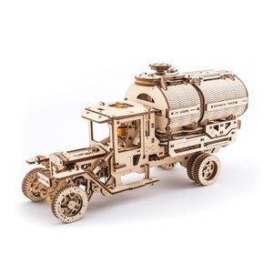 UGears . UGR UGears Mechanical Tanker Truck - 594 pieces (Advanced)