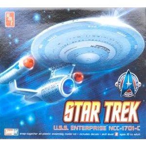 AMT\ERTL\Racing Champions.AMT 1/2500 Star Trek Enterprise