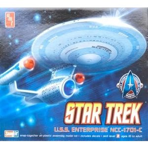 AMT\ERTL\Racing Champions.AMT (DISC) - 1/2500 Star Trek Enterprise
