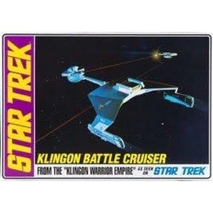 AMT\ERTL\Racing Champions.AMT (DISC) - 1/650 ST KLINGON BATTLE CRUISER