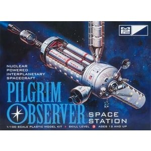 MPC . MPC (DISC) - 1/100 NASA PILGRIM OBSE