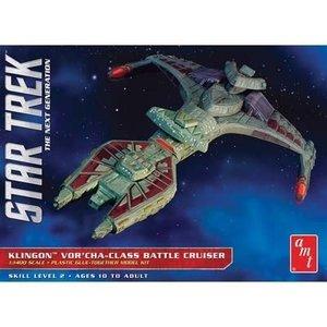 AMT\ERTL\Racing Champions.AMT 1/1400 Star Trek Klingon Vor'cha