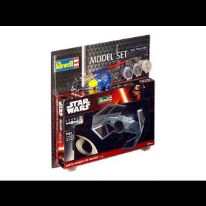 Revell of Germany . RVL 1/121 Darth Vader's Tie Fighter Model Set