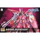 Bandai . BAN HG 1/144 R05 Aegis Gundam