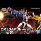 Bandai . BAN FIGURE-RISE STANDARD OMEGAMON (AMPLIFIED)