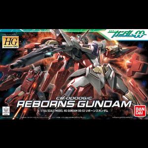 Bandai . BAN HG 1/144 #53 Reborns Gundam