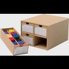 Gunze . GNZ Mr Storage Box